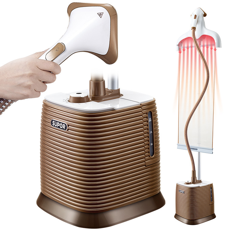苏泊尔(SUPOR)蒸汽挂烫机家用可烘干挂式大功率熨